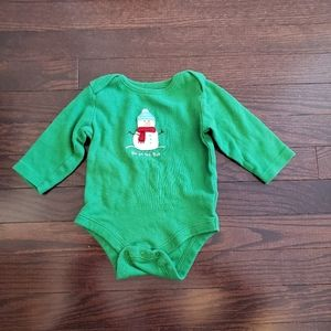 ✅ 5/$25! Baby Boys Gap diaper shirt